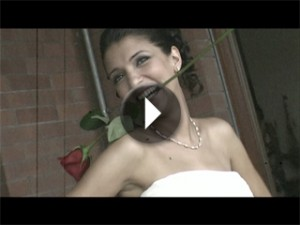 Riprese e montaggi video per matrimoni